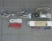 写真:新規ドアエンジン及びコントローラー