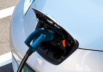 写真:電気自動車